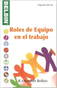 libro roles de equipo en el trabajo