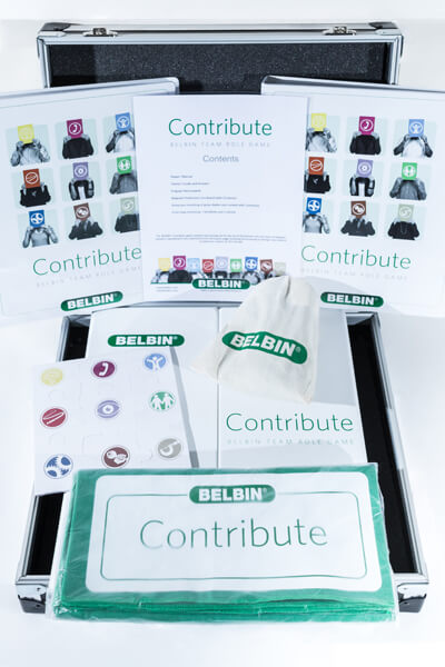 Manual del formador Contribute Belbin
