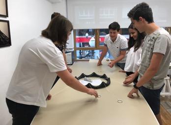 Orientación laboral y vocacional para jóvenes: GETSET