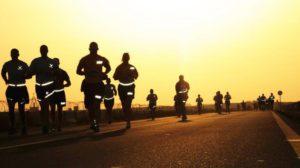 Maratón por equipos