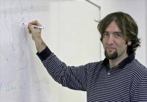 Aitor Aritzeta Profesor UPV