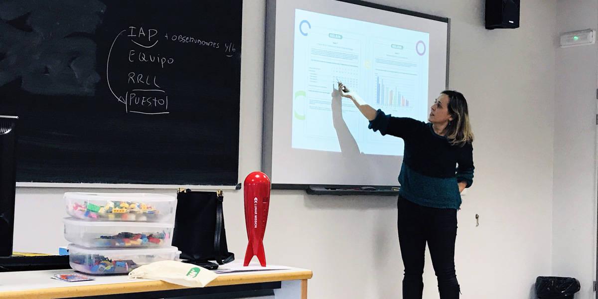 Informes GetSet Belbin con Ana Añon