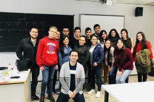 Los informes Getset Belbin en la Universidad de Valencia