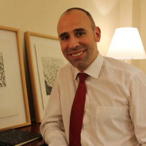 Iñigo Diego - Consultor senior en Ferruelo y Velasco
