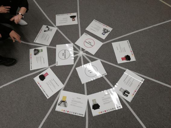 circulo roles