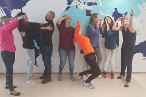 Coaching, selección, colaboración… SanLucar se «Belbiniza»