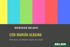 Webinar Aplicaciones de la metodología Belbin