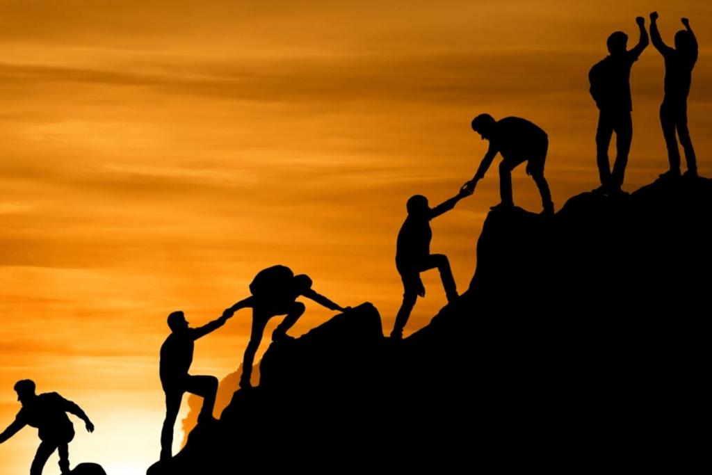 Trabajo colectivo y autoconciencia. Resiliencia