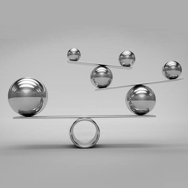 balanza metodologías ágiles